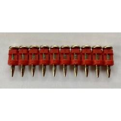 Kitpro GTpinXT 15mm gehard stalen nagels staal/beton zonder gas